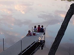 Hiawatha S Heaven On Steven S Lake Stay On The Lake