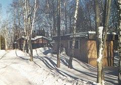 Peterson's Chalet Cottages – Ontonagon